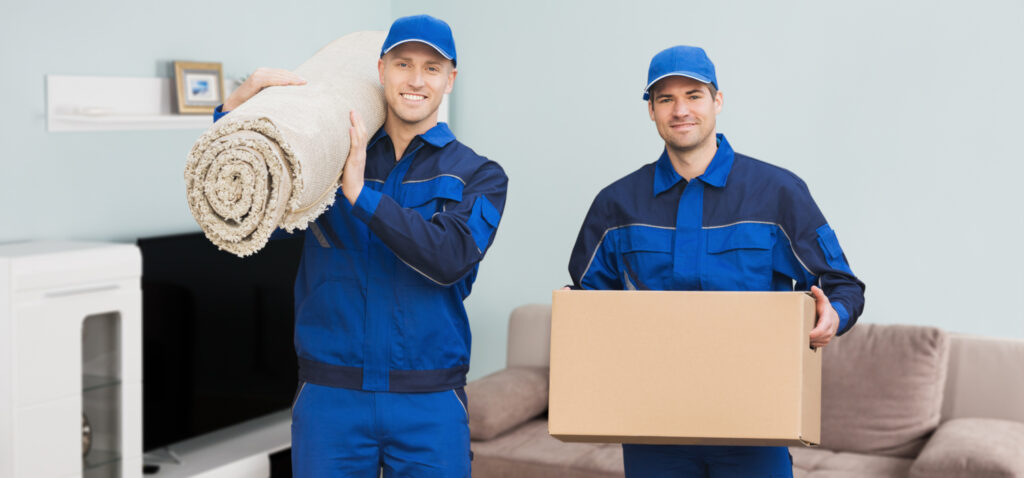 moving company services